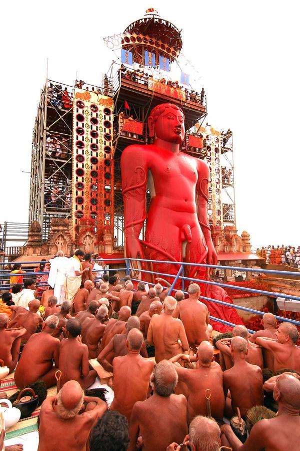Mahamastakabhisheka Photo by Astro Mohan